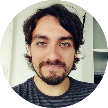 Cristián Maureira joined my group in 2013 as an undergrad, and did a six-months research project for his Chilean magister. Thanks to an approved DFG project of mine, he joined as a PhD student in 2015. He got his PhD in the summer of 2018.